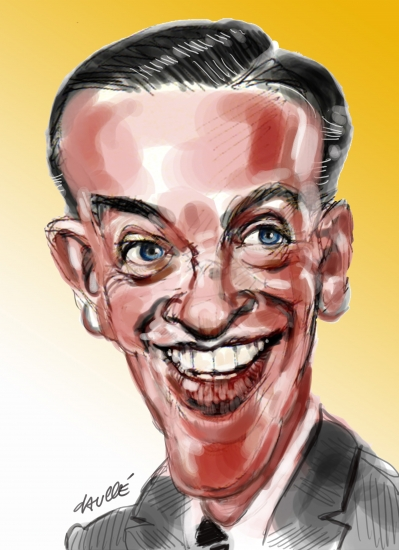 Fred Astaire por daulle